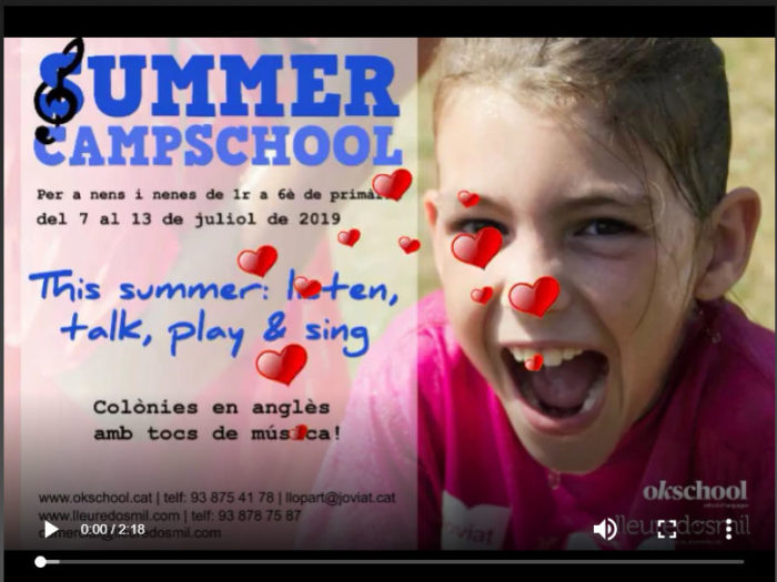 Video-Summer-Campschool-2018